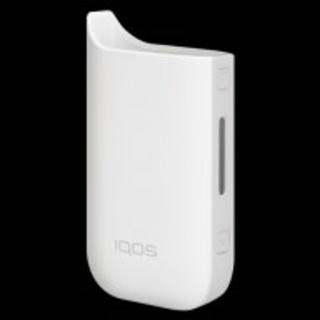 アイコス(IQOS)のIQOS 新 ケース ホワイト 未開封(タバコグッズ)