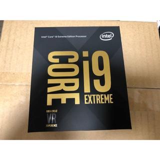Intel Core i9-7980XE(PCパーツ)