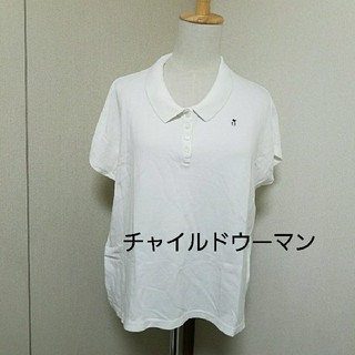 チャイルドウーマン(CHILD WOMAN)のチャイルドウーマン ポロシャツ(ポロシャツ)