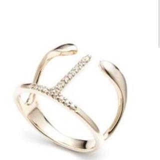 Hirotaka  ダイヤモンドリング ホワイトゴールド美品(リング(指輪))