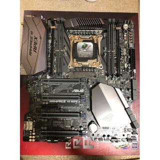 ASUS ROG RAMPAGE VI APEX(PCパーツ)