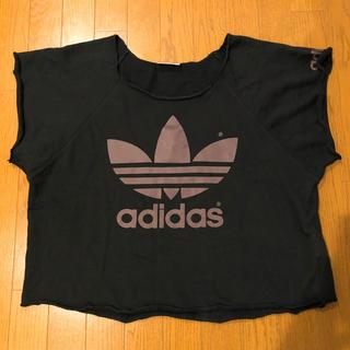 アディダス オリジナルス Tシャツ ブラック 黒