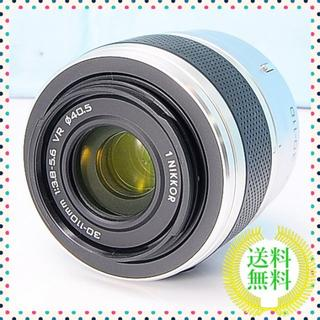 ニコン(Nikon)のミラーレス専用 望遠レンズ★Nikon 30-110㎜ VR 手振れ補正付き(レンズ(ズーム))