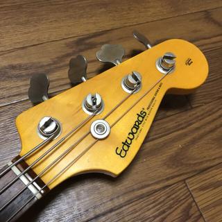 イーエスピー(ESP)のEdwards Jazz Bass(エレキベース)