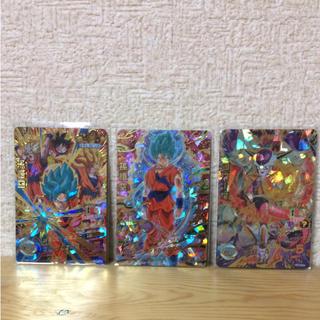 ドラゴンボール - ドラゴンボールヒーローズ(3枚セット)
