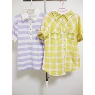 トゥララ(TRALALA)のTRALALA 160cm2点セット☆7608(Tシャツ/カットソー)