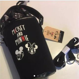 ディズニー(Disney)のミッキー&ミニーのボトルケース   保冷(弁当用品)