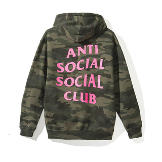 アンチ(ANTI)のASSC アンチソーシャルソーシャルクラブ(パーカー)