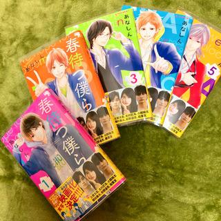 春待つ僕ら 1〜5巻セット  コミック(少女漫画)