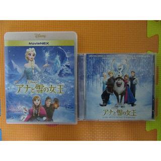 ディズニー(Disney)の正規ケース付 アナと雪の女王 ブルーレイ Blu-ray(外国映画)