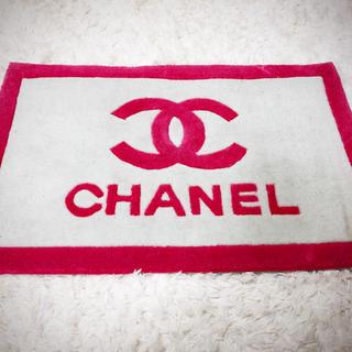 シャネル(CHANEL)のCHANEL マット 未使用(玄関マット)