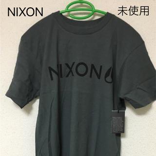 ニクソン(NIXON)の【新品】ニクソンロゴTシャツ(Tシャツ/カットソー(半袖/袖なし))