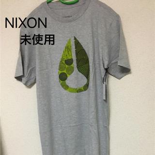 ニクソン(NIXON)の【新品】ニクソンTシャツ ウッド ペイント1(Tシャツ/カットソー(半袖/袖なし))