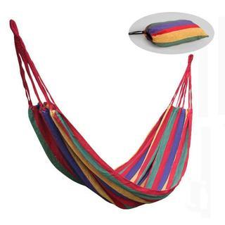 ハンモック やわらか 布製(寝袋/寝具)