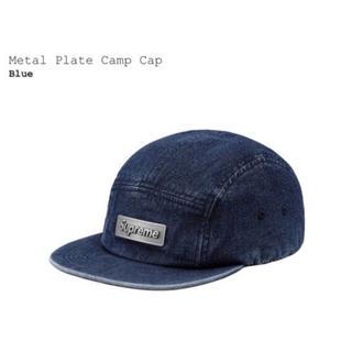 シュプリーム(Supreme)の新品 正規品 18SS supreme metal plate camp cap(キャップ)