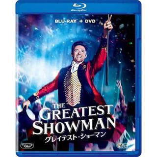 グレイテストショーマン Blu-ray 純正ケース(外国映画)