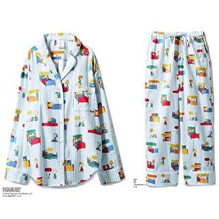 ジェラートピケ(gelato pique)の【gelato pique】パジャマ上下セット(パジャマ)