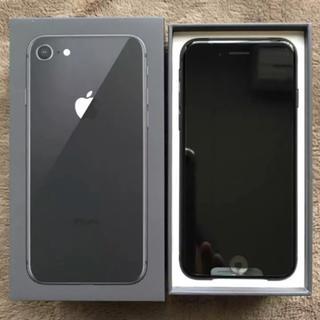 新品未使用 simロック解除済み docomo iPhone8 64GB