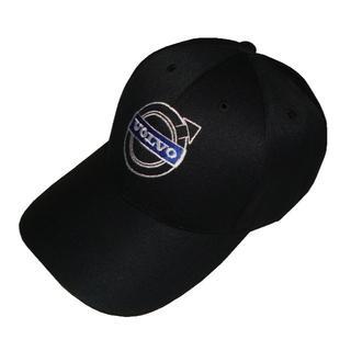 【送料無料】VOLVO ボルボ CAP キャップ 帽子 黒(キャップ)