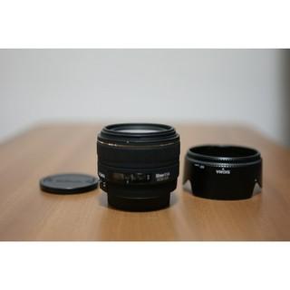 シグマ(SIGMA)の返品OK!Sigma 30mm f1.4 旧モデル シグマ用 SA(レンズ(単焦点))