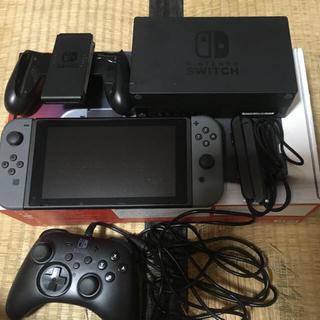 ニンテンドースイッチ(Nintendo Switch)の任天堂 Switch 本体(家庭用ゲーム本体)