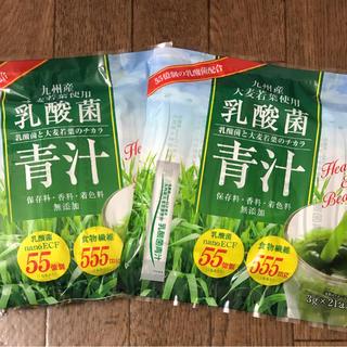 九州産 乳酸菌 青汁 未開封(青汁/ケール加工食品 )