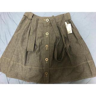 アーノルドパーマー(Arnold Palmer)のArnold Palmer アーノルドパーマー ミニ スカート 未使用 タグ付き(ミニスカート)