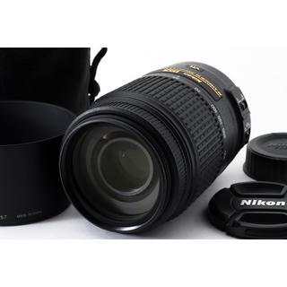 ニコン(Nikon)の★手振れ補正搭載望遠レンズ★ニコン AF-S 55-300mm VR(レンズ(ズーム))