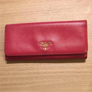 プラダ 財布 正規品