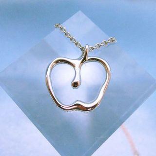 Tiffany & Co. - ティファニー アップル STERLING シルバー リング 美品 新品仕上