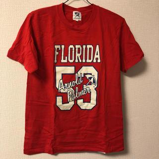アーノルドパーマー(Arnold Palmer)の赤Tシャツ(Tシャツ/カットソー(半袖/袖なし))