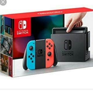ニンテンドースイッチ(Nintendo Switch)の⭐任天堂スイッチ本体⭐(家庭用ゲーム本体)