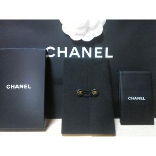シャネル(CHANEL)の✨CHANELメモ帳&ミラー付あぶらとり紙🎀2点セット✨(その他)