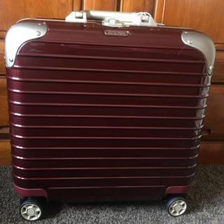 リモワ(RIMOWA)の新品未使用 RIMOWAリモワ リンボビジネスマルチホーイル (トラベルバッグ/スーツケース)