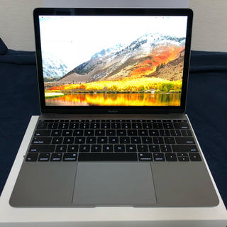 Apple MacBook 12inch 2017 + MagicMouse2