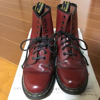 ドクターマーチン(Dr.Martens)のブーツ ドクターマーチン 8ホール メンズ レディース(ブーツ)