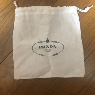 プラダ(PRADA)のプラダの巾着袋(ショップ袋)