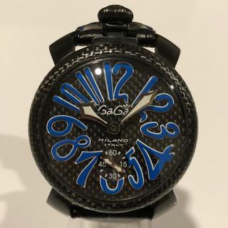 ガガミラノ(GaGa MILANO)のGaGa MILANO 5016.7 限定モデル(腕時計(アナログ))