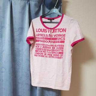 ルイヴィトン(LOUIS VUITTON)のルイヴィトン Tシャツ (Tシャツ(半袖/袖なし))