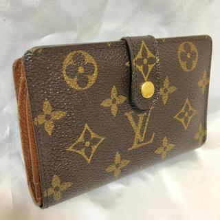 ルイヴィトン(LOUIS VUITTON)の【美品♪】ルイヴィトン モノグラム がま口財布(財布)