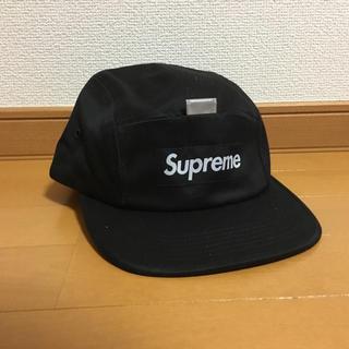 シュプリーム(Supreme)のSupreme 2018/SS 新作 キャップ ブラック(キャップ)