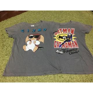 ユニクロ(UNIQLO)のユニクロ     Tシャツ2枚(Tシャツ/カットソー)