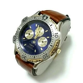 タイメックス(TIMEX)の稼働中「TIMEX」トリプルカレンダー (腕時計(アナログ))