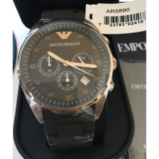 エンポリオアルマーニ(Emporio Armani)の新品エンポリオ・アルマーニ EMPORIO ARMANI 腕時計 AR5890(腕時計(アナログ))