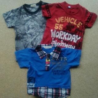 Tシャツ 90サイズ ★3枚セット★(Tシャツ/カットソー)