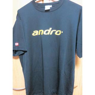 Andro ゲームシャツ 卓球 ユニフォーム アンドロ(卓球)