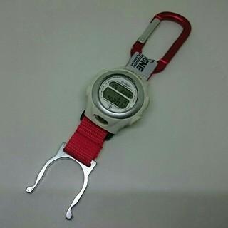 ベビージー(Baby-G)のCASIO Baby-G BG-097+カラビナ 電池交換データバンク 1584(腕時計(デジタル))