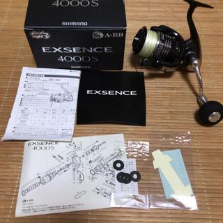 シマノ(SHIMANO)の中古品 シマノ エクスセンス 4000S 夢屋3000番スプール(リール)