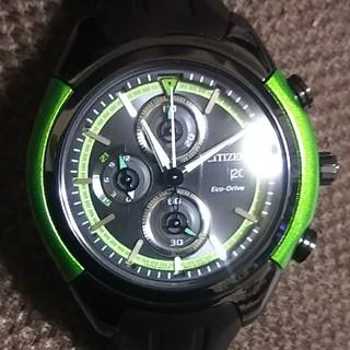 シチズン(CITIZEN)のシチズン エコドライブ クロノグラフ(腕時計(アナログ))
