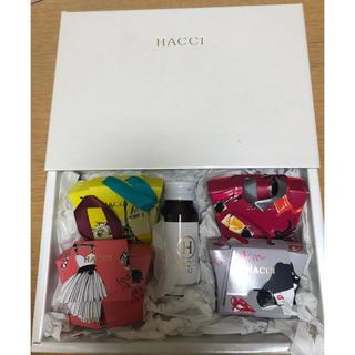ハッチ(HACCI)のHACCI コスメボックスギフトセット(コフレ/メイクアップセット)